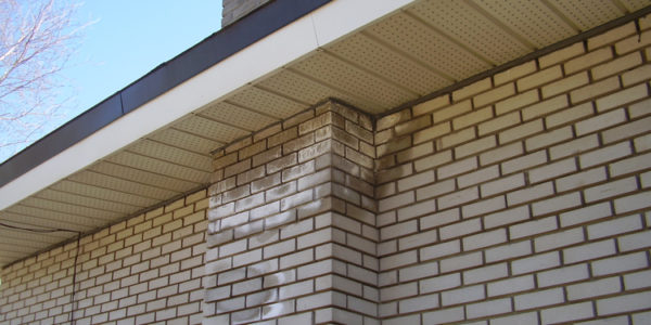 Infiltration toiture & façade